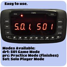 Chalkie elettronico freccette Scorer due modelli per scegliere da sistema di punteggio