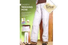 Damen Trekking Hose gefüttert Teflon® UV Protect 40+ S M L NEU