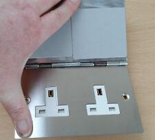 Single/Twin Floor SKT Stainless Steel Socket Electrical Socket Great Value!