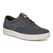 Men's ECCO Soft 7 M Marine Oil Nubuck Sneaker 44036402038
