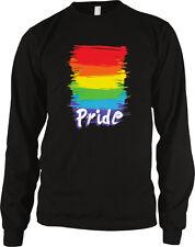 Rainbow Flag Gay Pride Lesbian LGBTQ Equality Love Same-Sex Long Sleeve Thermal