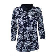 Brand New Debenhams Floral Blouse. 3/4 Sleeves. Cracking stuff!