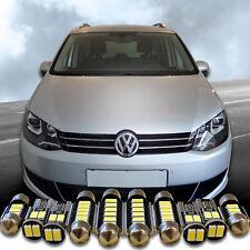 5630 PREMIUM LED Innenraumbeleuchtung für VW Sharan 7N & Facelift Trendline