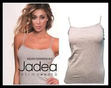 Jadea - Top donna spallino stretto art.4179 Cotone elasticizzato
