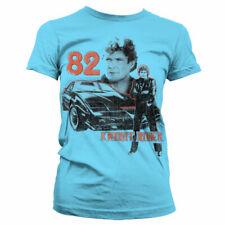 Knight Rider 1982 mujeres con Licencia Oficial T-Shirt Tallas S-XXL
