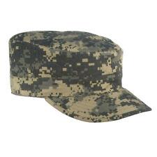 ACU Digital Camouflage Rip-Stop Map Pocket Patrol Ranger Fatigue Cap 5647 Rothco