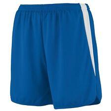 Augusta Sportswear Men's Elastic Waistband Wicking Velocity Track Short. 345