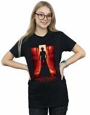 A Nightmare On Elm Street Women's He Knows Where You Sleep Boyfriend Fit T-Shirt