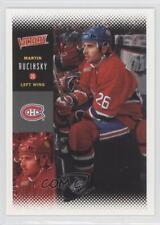 2000-01 Upper Deck Victory #122 Martin Rucinsky Montreal Canadiens Hockey Card