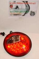 COPPIA Fari fanali posteriori a LED tuning Volkswagen New Beetle 1998-2005 ROSSI