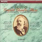 Brahms: Complete Chamber Music [Die Kammermusik] 11 CD Box Set Sealed