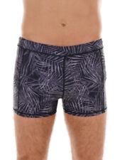 Brunotti Tight Swimshorts Badeunterteil Grey Pattern Drawstring Stretch