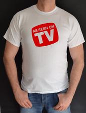 AUS DER TV-WERBUNG,LUSTIGES T-SHIRT