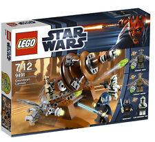 9491 GEONOSIAN CANNON lego set NEW legos STAR WARS clone wars BARRISS OFFEE
