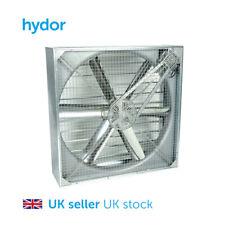 Belt Drive Fan High Volume 1250mm 48 inch with Shutters - 1.1kW - 230V or 415V