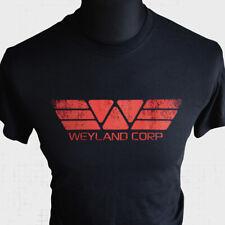 Weyland Corp T Shirt Prometheus Retro Cool Yutani Alien Ripley Sulaco Nostromo r