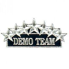 "Demo Team Martial Arts Patch - 5.5"""