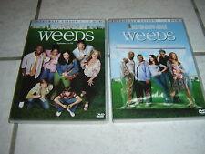 5682 // WEEDS SAISON 1   2 DVD 10 EPISODES NEUF DEBALLE