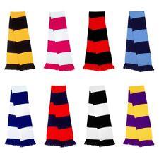 RESULT - Schal mit Fransen - Zweifarbig - 12 Farben - Winter Scarf - New