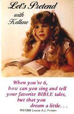 LOUISE FRIESEN Lets Pretend w/ Kellene Christian 1986