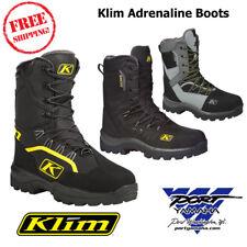 New Klim Adrenaline GTX Gore-Tex Mens Snowmobile Boot