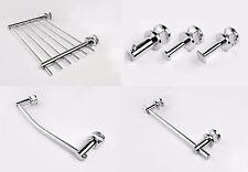 Chrome towel rail  Towel Bar Towel Ring Towel Shelf Towel Hook Peg