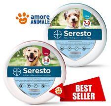 PROMO: Seresto Bayer - Collare per CANE fino e oltre 8 kg cani piccoli e grandi