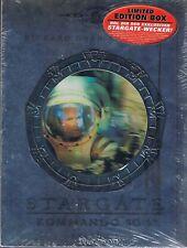 Stargate Kommando SG-1 Season 5 NEU OVP Sealed Hologram Deutsch mit Nr.