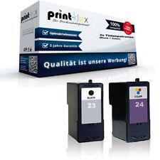 2x CARTUCCE INCHIOSTRO COMPATIBILI PER LEXMARK 018c1419e colore Set - Stampante