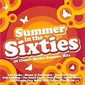 CD DOUBLE ALBUM - SUMMER IN THE SIXTIES