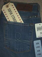 LUCKY BRAND Sofia Straight Curvy Stretch Jeans Womens Sizes 2 4 6 14 New $99