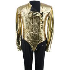 MJ Michael Jackson Jam BAD tour Nine Skinny Ankle-Length Black Pants Jacket Punk