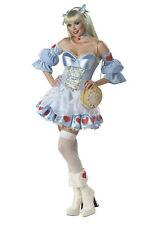 Rebel Toons Alice in Wonderland Adult Costume OR Snow White @MOREEEEE