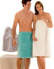 Men Saunakilt 100% cotton with velcro fastener and pocket size: 60x140 cm colour