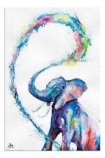 Marc Allante Elephant Art Poster New - Maxi Size 36 x 24 Inch