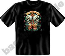 T-shirt #235, tease me to Death, skull Bones, biker, dragster, pin up, hot rod