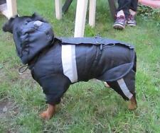 Winter Ausverkauf!Hunde Schneeanzug Overall warm wattiert Bw.Futter Preishammer!