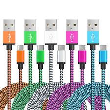 Type C USB-C USB 3.1 Kabel Ladekabel Datenkabel für Samsung S8 S9+ A3/A5/A7 2017