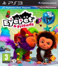 EYEPET & FRIENDS ~ PS3 MOVE (in ottime condizioni)
