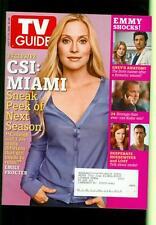 2006 TV Guide: Emily Procter: Sneak Peak of Next Season of CSI Miami