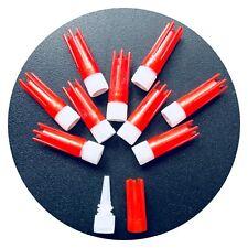 E6000 Glue Replacement Nozzles Precision Tips+ Lids Jewellery Arts Crafts 5.3 ml