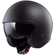 LS2 Spitfire Open-Face Helmet, Solid