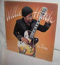 WILLIE HUTCH-IN TUNE- NEW SEALED vinyl soul VINYL RECORD ALBUM LP