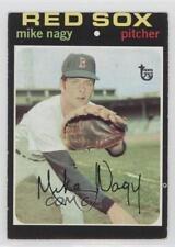 2014 Topps 75th Anniversary Buybacks #1971-363 Mike Nagy Boston Red Sox Card