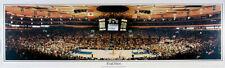 NBA New York Knicks Madison Square Garden Foul Shot Panoramic Poster 3008