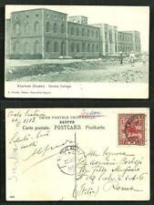 Khartoum Gordon College Sudan Africa ca 1906