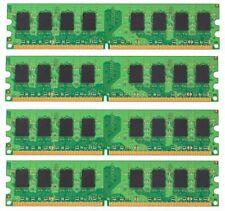 1GB 2GB 4GB 8GB Markenspeicher DDR2 667/800MHz Dimm pol.240 PC2-5300U/6400U TOP