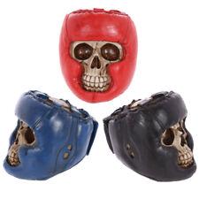 Casco de boxeo Calavera Vistiendo-Elección De Colores