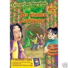 Livre + 3 CD Apprendre en s'amusant 6éme Maths Français sciences histoire  /N16