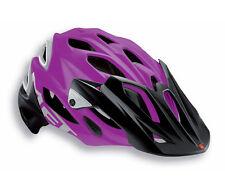 Bike HELMET MET Mod.PARABELLUM HES Magenta Matt/HELMET parabellum